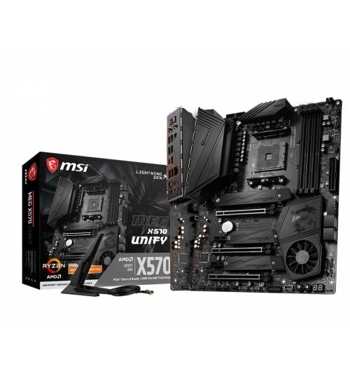MSI MEG X570 UNIFY scheda madre AMD X570 Presa AM4 ATX