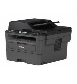 Multifunzione laser b/n a4 fax lan f/r 30ppm brother mfcl2710dn
