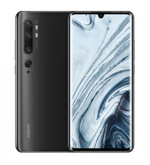 Smartphone xiaomi mi note 10 6,47 black 128gb+6gb dual sim italia