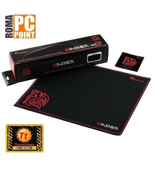 Tt esports mouse pad dasher medium