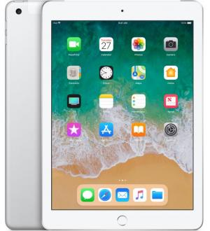 Tablet ipad 32gb cell silver 2018