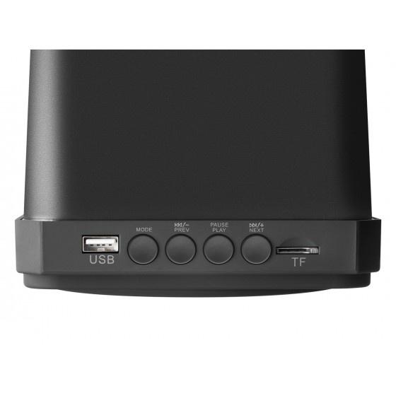Mars gaming speakers msx  2.1 black red