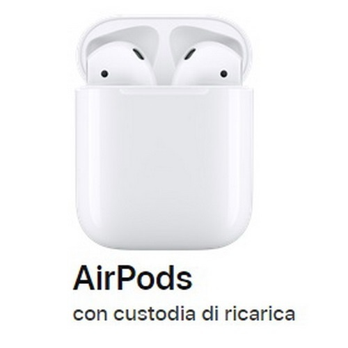 Apple airpods 2 mv7n2zm/a ean:190199098572