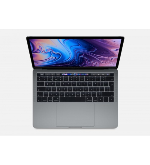 Macbook pro 13 apple (19)i5 2.4ghz 8gb/256gb/iris+655 spacegrey tb