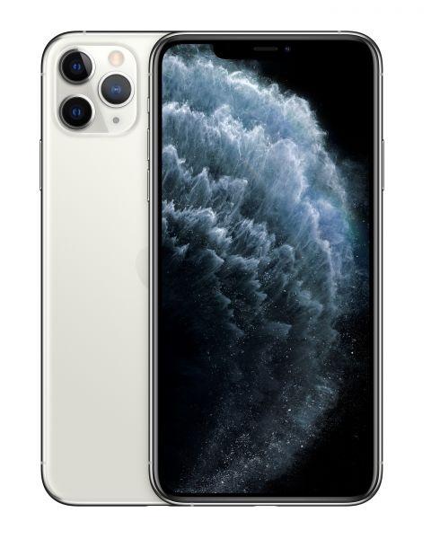 Iphone 11 pro max 256gb silver 6.5