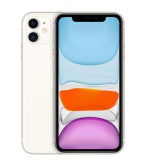 Iphone 11 64gb white 6.1 (con alimentatore e cuffie)