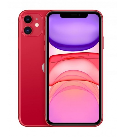 Iphone 11 256gb red 6.1