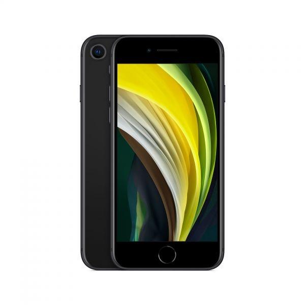 Iphone se 64gb black 2020 4.7 retina hd