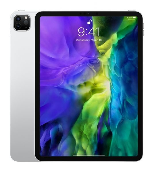 Tablet ipad pro 11 128gb wifi sl silver 2020