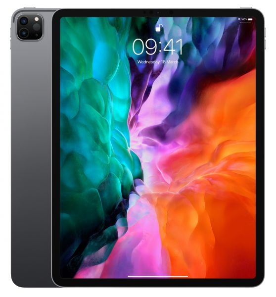 Tablet ipad pro 12,9 128gb cell sg space grey 2020