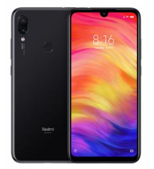 Smartphone xiaomi redmi note 7 6,3 black 128gb+4gb dual sim italia