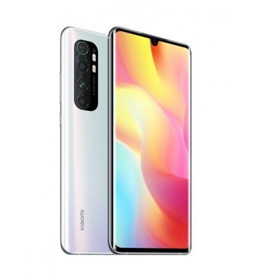 Smartphone xiaomi mi note 10 lite 6,47 white 128gb+6gb dual sim ita
