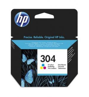 Ink hp n9k05a n.304 colore 2ml 100 pag