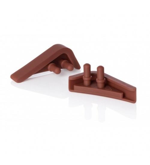 Noctua cromax na-savp3 anti-vibration pads - brown