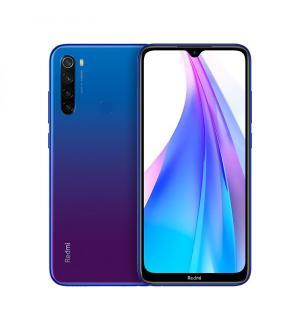 Smartphone xiaomi redmi note 8t 6,3  blue 64gb+4gb dual sim italia