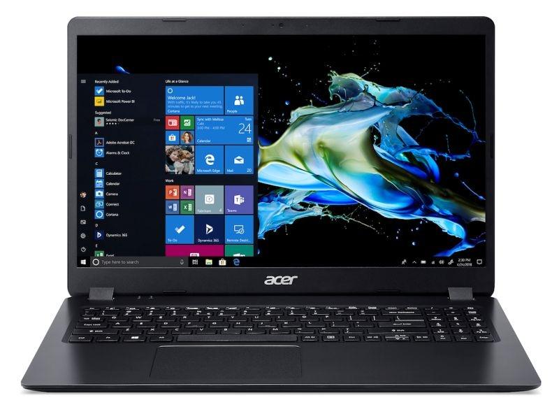 Notebook 15,6 i5-10210 8gb 256ssd w10p acer extensa ex215-51