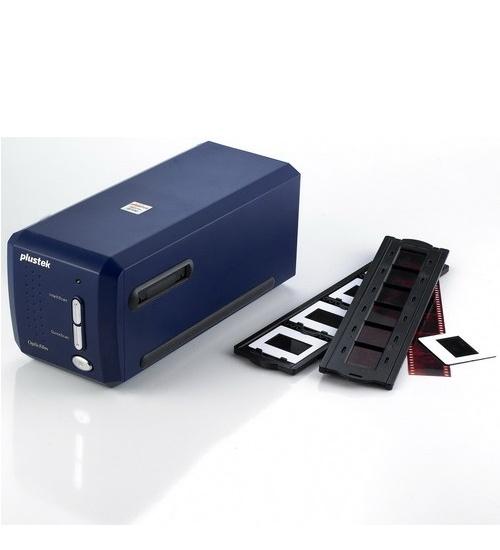 Scanner plustek optic film of8100