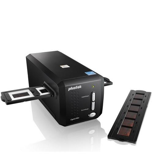 Scanner plustek optic film of8200i se