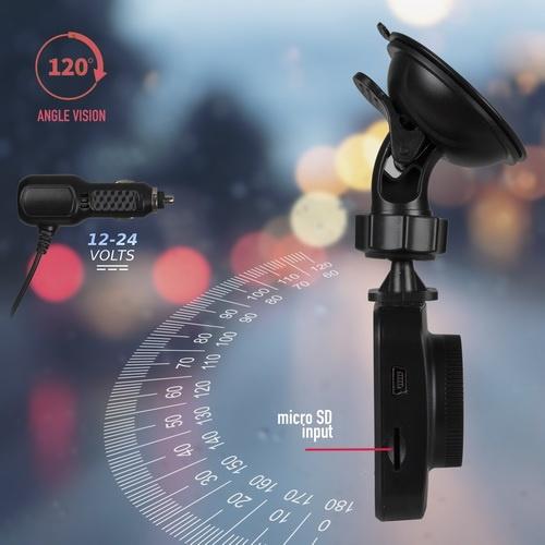 Ngs car camera owl ural hd720p 120° loop/notturna/1080p ean:8435430616064