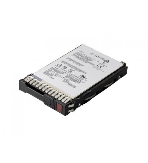 Ssd 2,5 hpe 480gb sata per server ri sff sc ssd