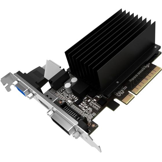 Scheda video palit gefore gt 710 silentfx 2gb  64bit sddr3