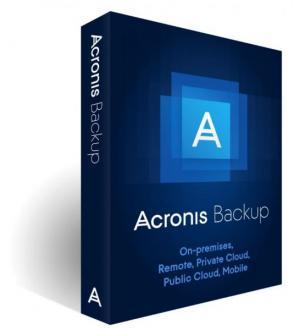 Sw acronis backup 12 ws box