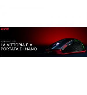 Adata xpg mouse primer rgb sensore pmw 3360 12000 dpi - double shot - int.o