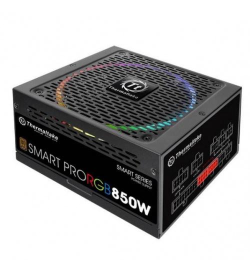 Alimentatore 850w smart pro rgb 80+ bronze 1-fan 140mm pfc-a