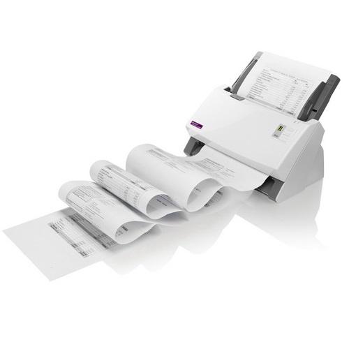 Scanner plustek smart office ps4080u adf duplex,40ppm/80ipm usb adf w/ultra