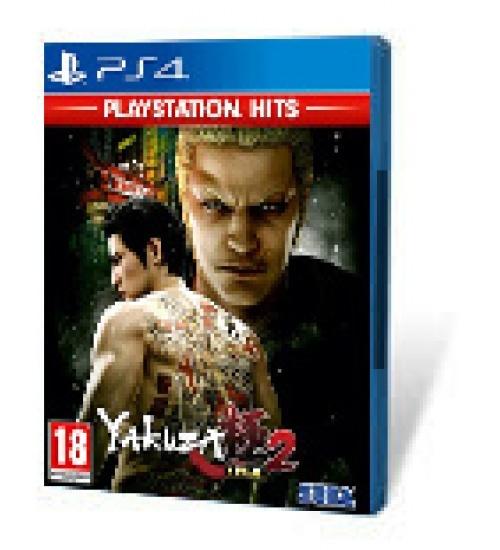 Yakuza kiwami 2 (hits)