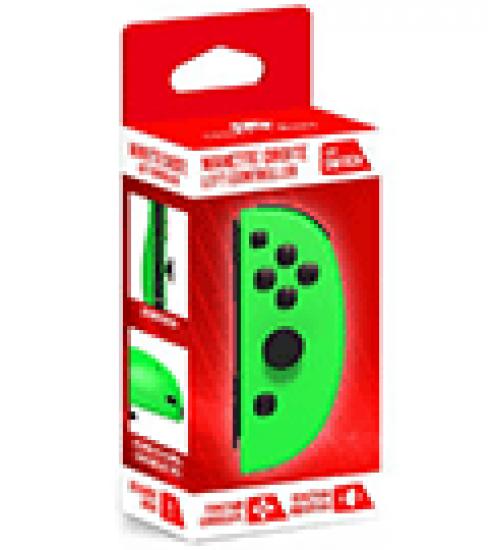 Joy-con destro verde f&g