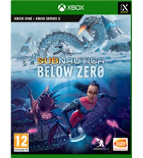 Subnautica : below zero (xbox one / series x)