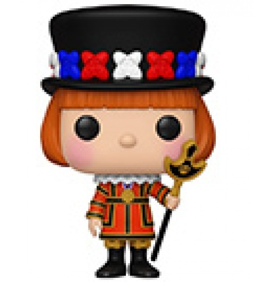 Funko pop ! disney small world : england (1074)