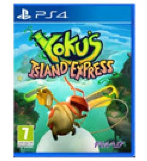 Yoku`s island express (hits)
