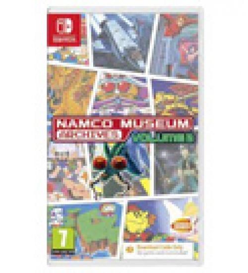Namco museum archives vol. 2 (citb)