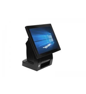Pc pos yashi j1900 + stamp styz14 display cortesia tast mouse nero