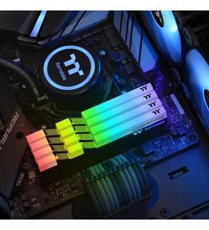 Memoria thermaltake toughram rgb 16gb kit (2*8) 3600mhz nera r009d408gx2-3600c1