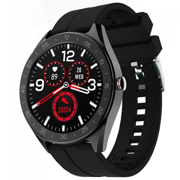 Smartwatch 1,33 touch android/ios lenovo hearth 7 sport mode