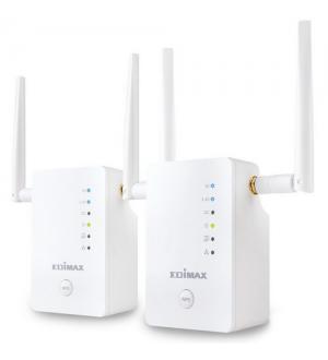 Edimax kit roaming wi-fi d.band estensione wi-fi / punto accesso / bridge w