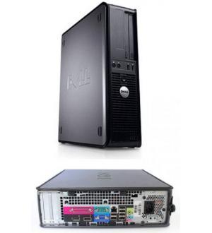 Pc refurbished e8400 4gb 250gb dvd usff w7p dell 780