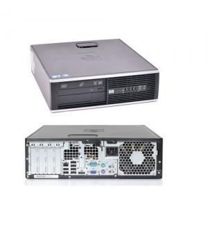 Rigenerato comp. ref-hp0075 hp8000 e8400/4gb/250gb/fd/dvd coa w7p