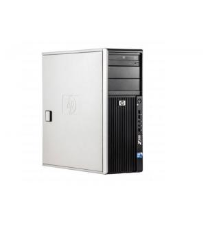 Workstation refurbished xeon 8g 500g q2000 w7p coa xeon 3520 z400 quadro 2000