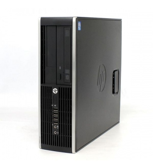 Pc refurbished i7 8g 500g coa w10p  sff i7-3770 dvd hp6300