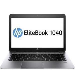 Notebook refurbished i5 14 4gb 128ssd w10p i5-4210 hp folio 1040 g1 webcam
