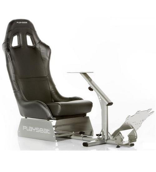 Playseat evolution black racing seat