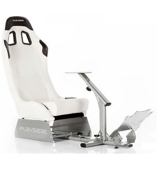 Playseat evolution white racing seat