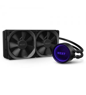 Nzxt kraken x53 240mm aio liquid cooler rgb led
