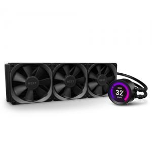 Nzxt kraken z73 360mm aio liquid cooler + 2.36`` display