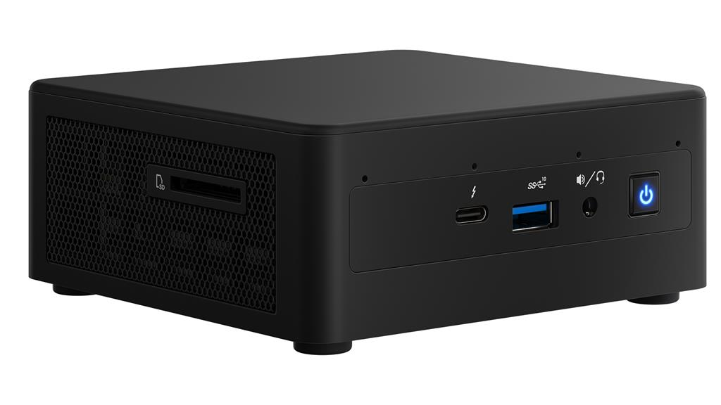 Int nuc11 core i7 panther tall