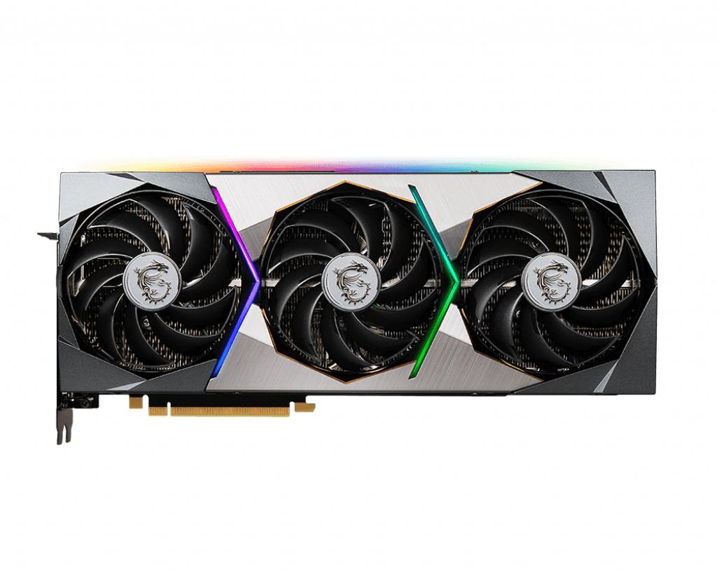 MSI GeForce RTX 3070 SUPRIM 8G NVIDIA 8 GB GDDR6